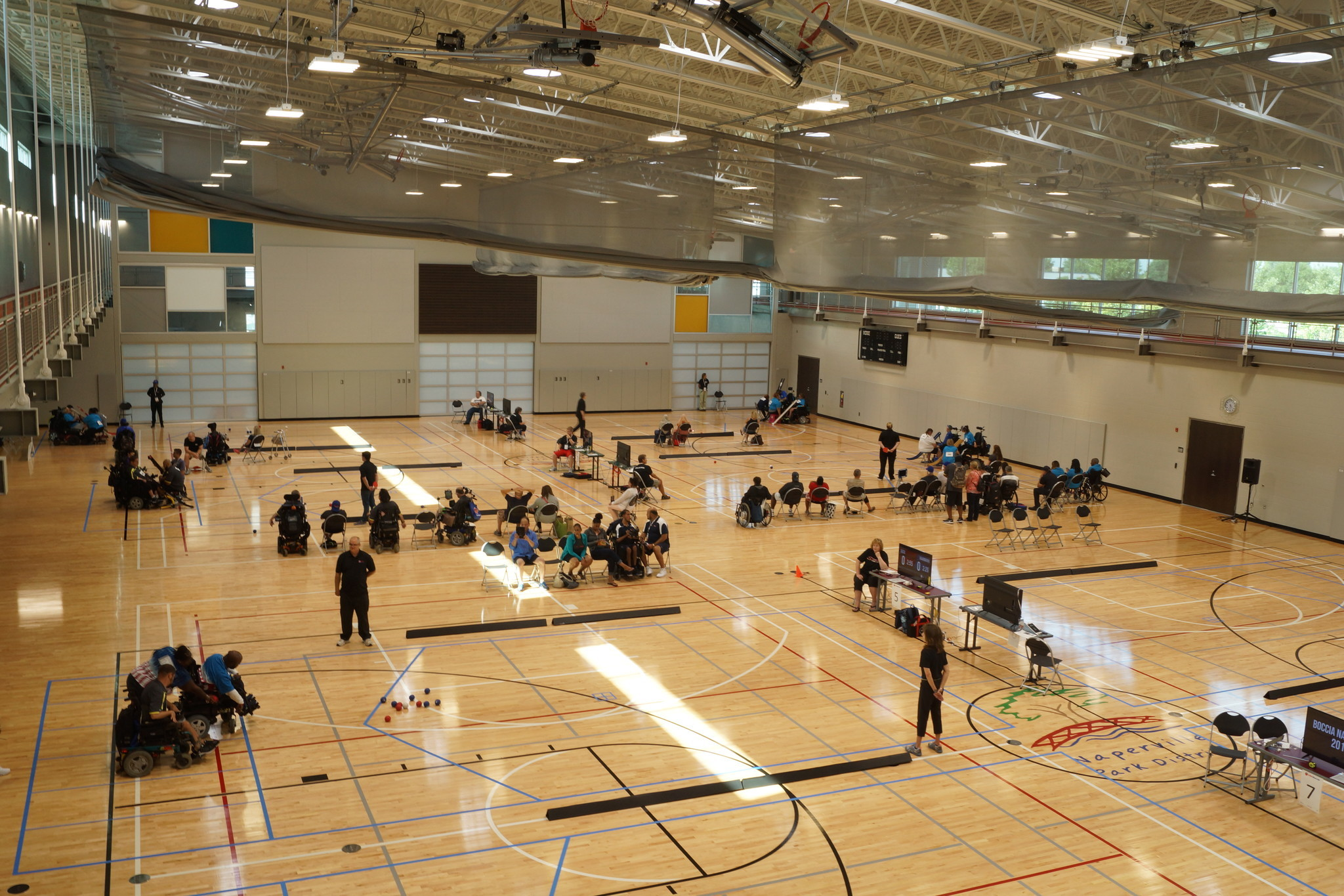 USA Boccia Nationals Coming to Naperville June 28-July 1