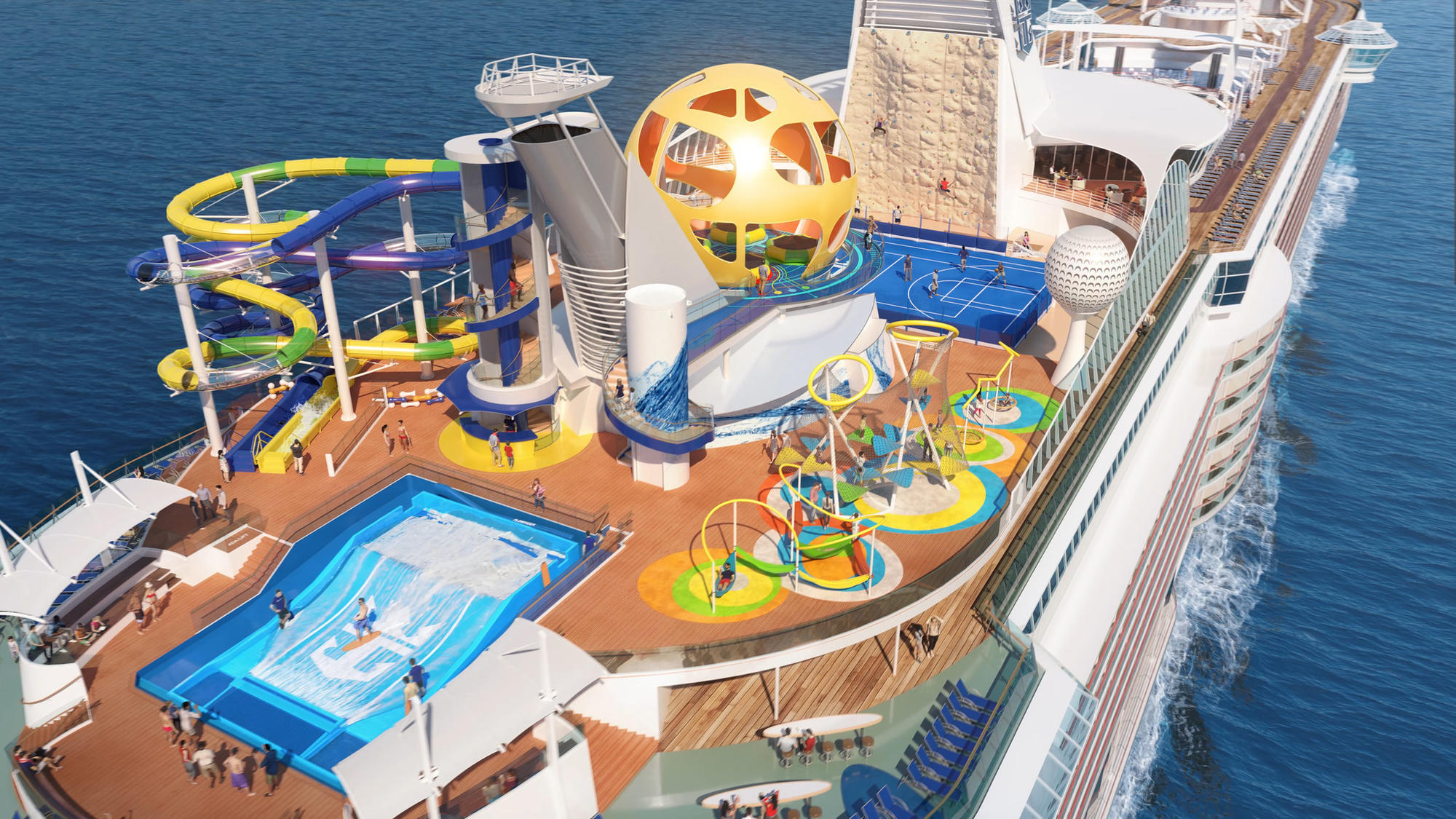 Royal Caribbean Invests 120 Million In One Ship For Short