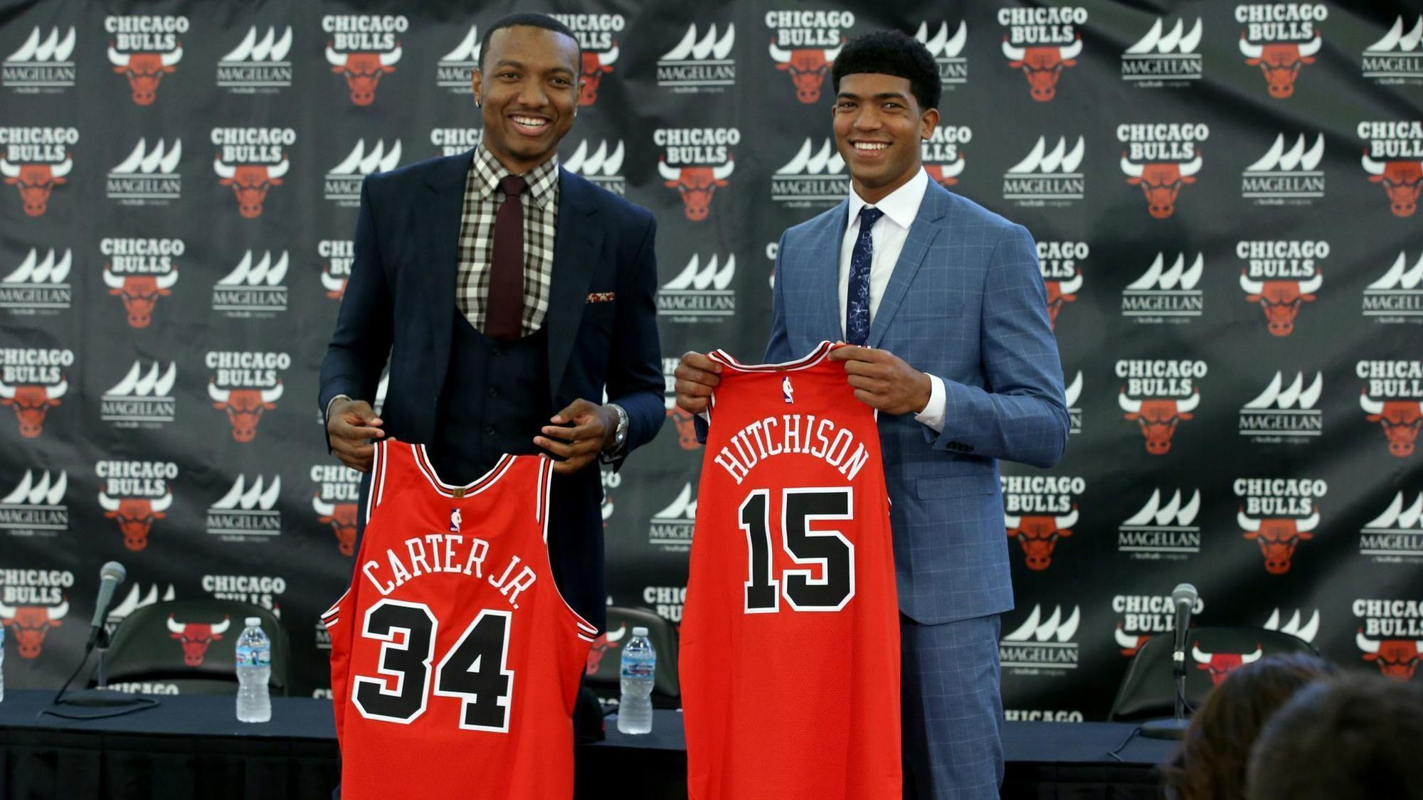 Bulls  additions of Wendell Carter Jr. and Chandler Hutchison fit coach  Fred Hoiberg s philosophy - Chicago Tribune 6ee71cdda