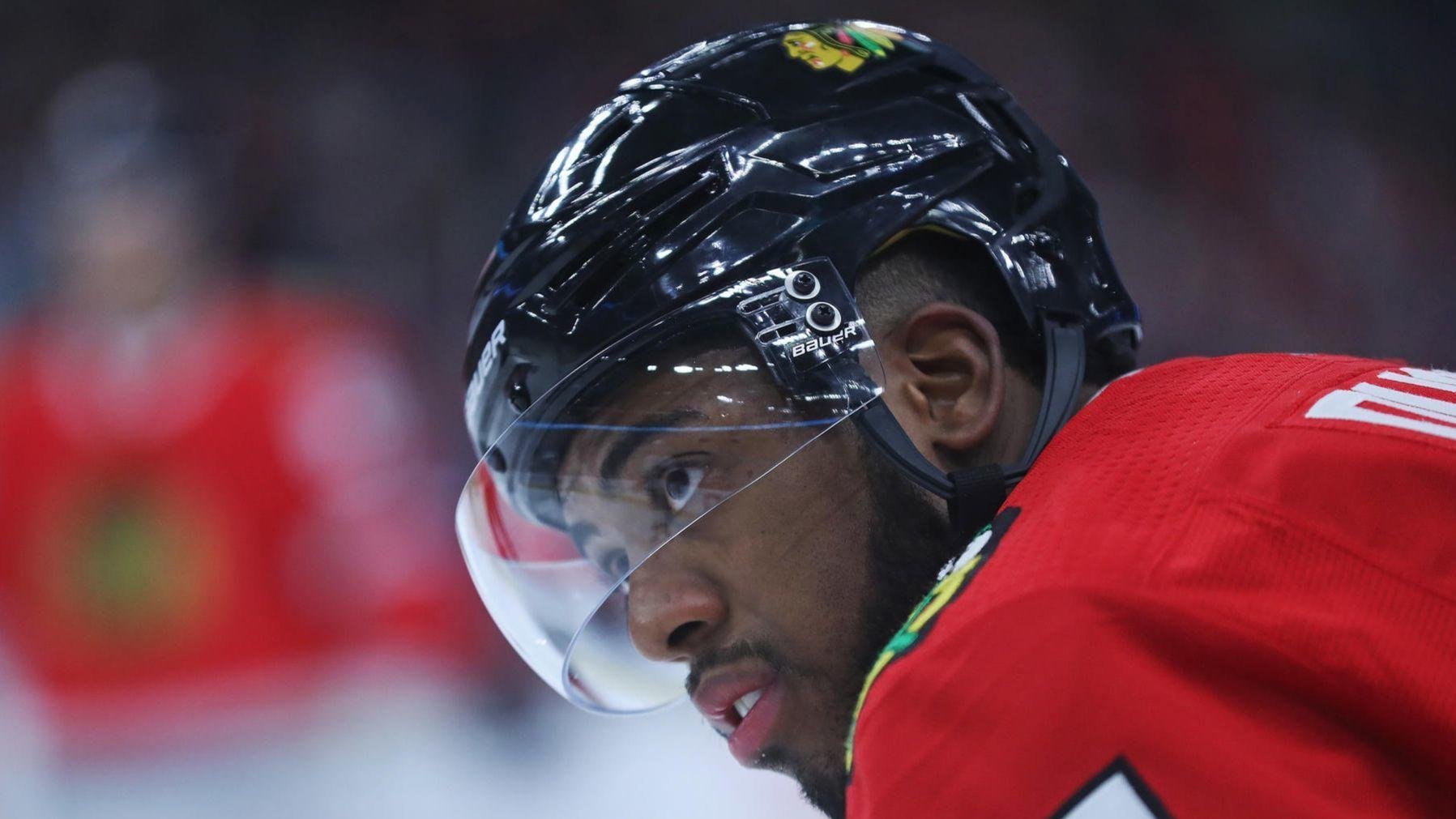 Blackhawks cut ties with restricted free agent Anthony Duclair  report 2578dd585