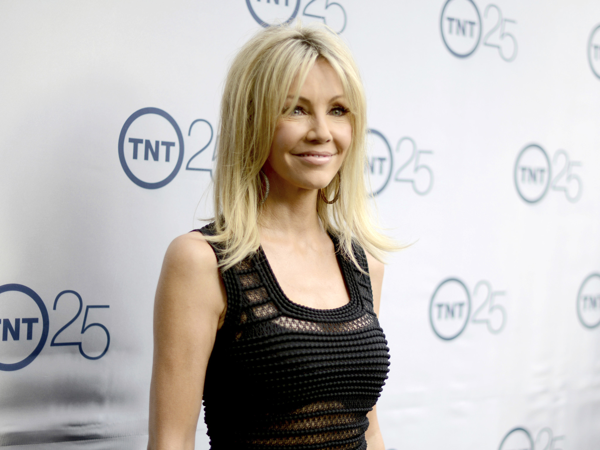 Heather Locklear was one of the biggest stars of the '90s ...