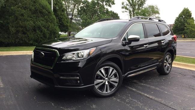 2019 Subaru Ascent Touring At A Glance