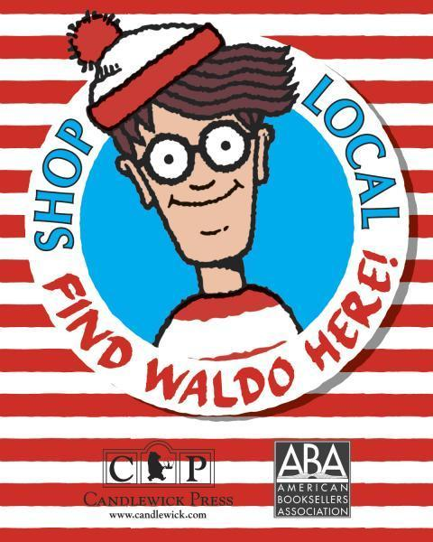 Anderson's Bookshop in Naperville Promotes Where's Waldo on Main Street, USA
