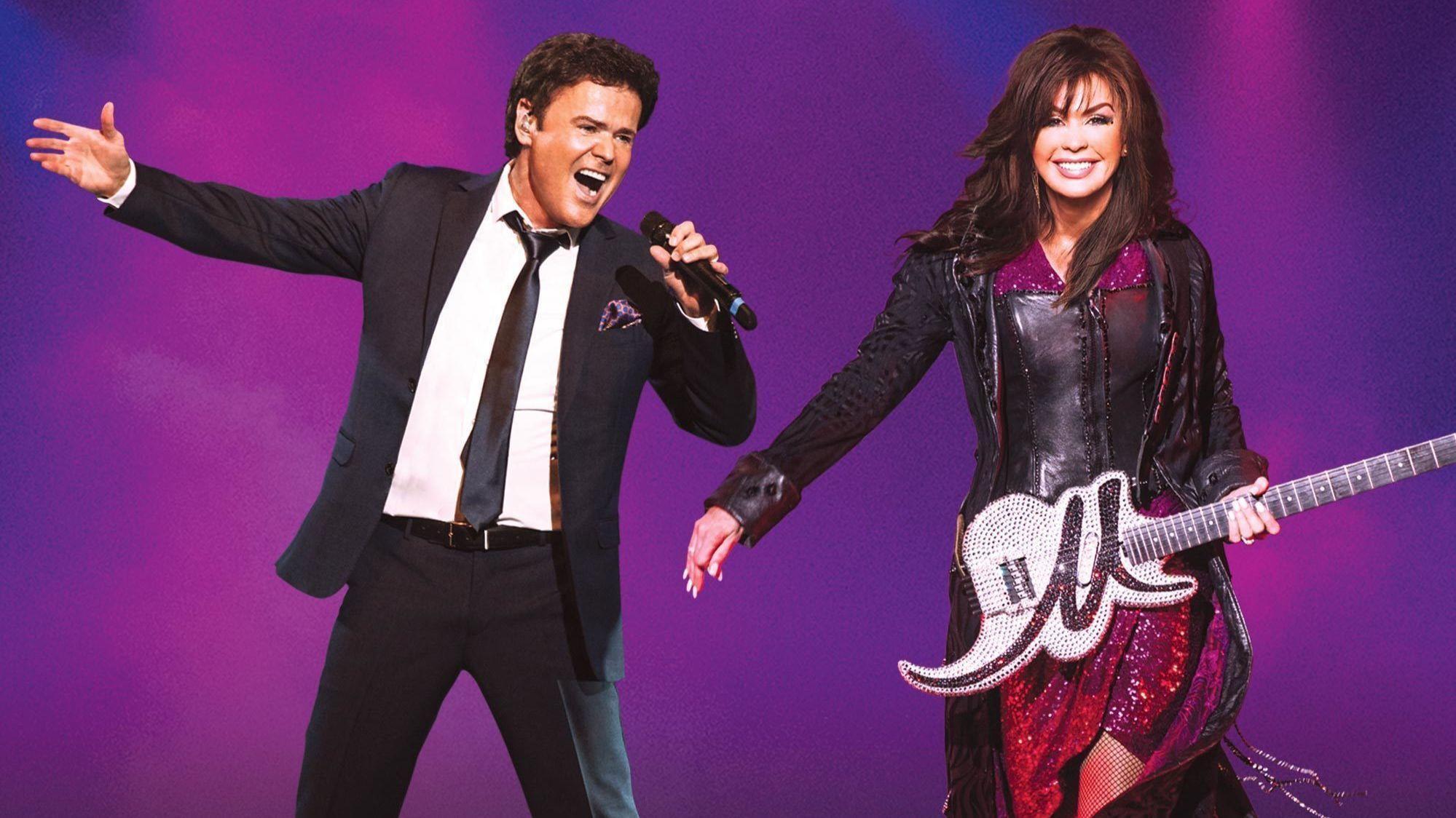 Abc Las Vegas >> Marie Osmond talks Donny, Vegas, laughter - Orlando Sentinel