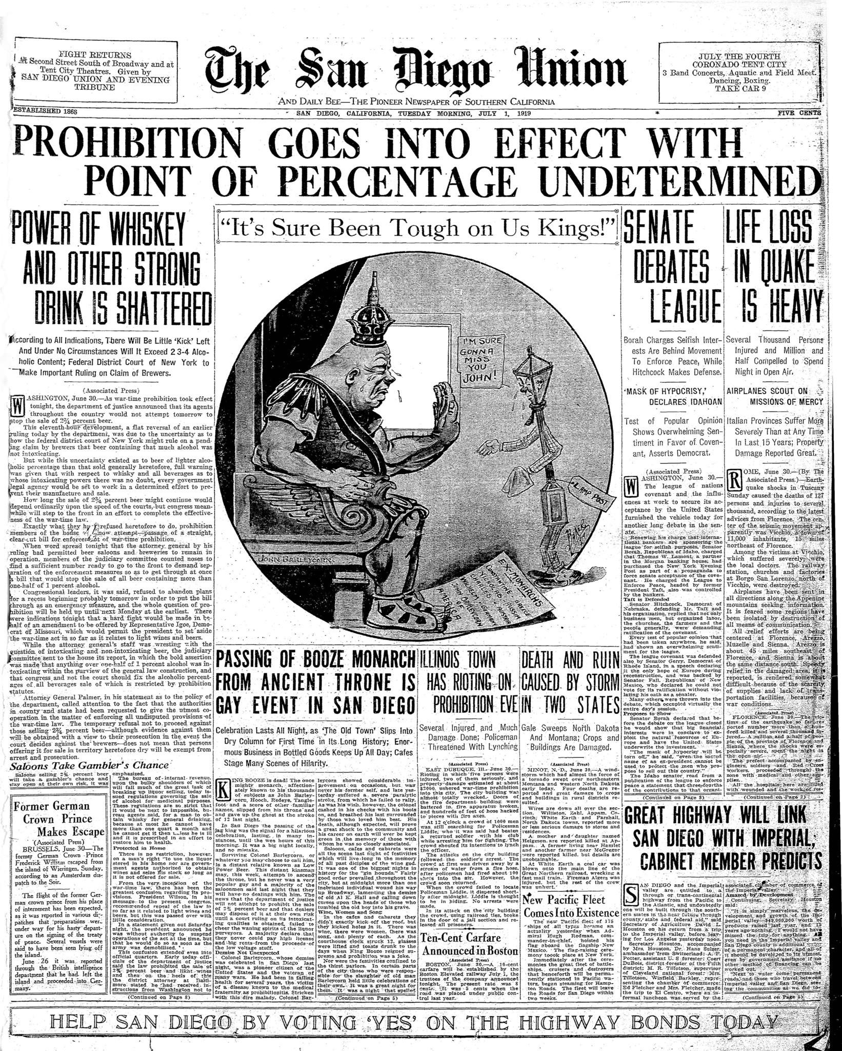 July 1, 1919