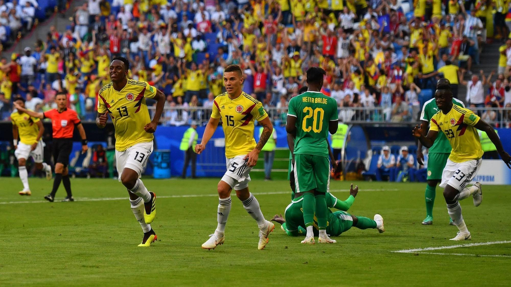 778b48db8 Colombia upend Senegal