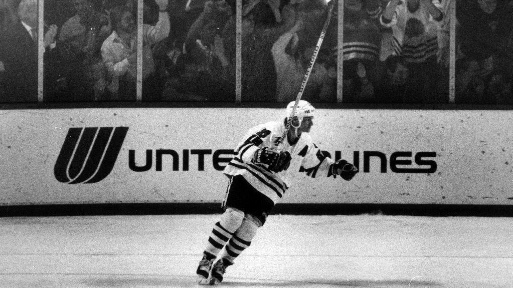 163d1ef1c The former Blackhawks star Hall of Fame voters missed — again. Steve  Larmer. Chicago Tribune