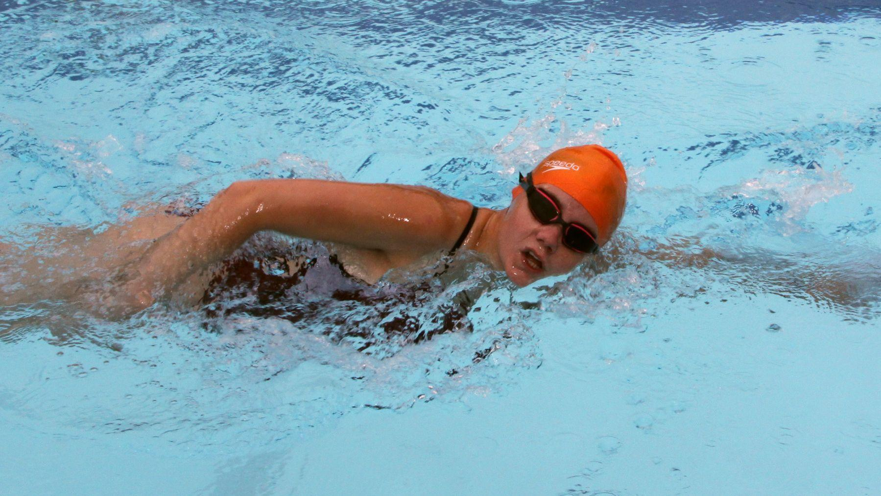 Amazing Grace — Naperville swimmer headed to Special Olympics USA in Seattl...
