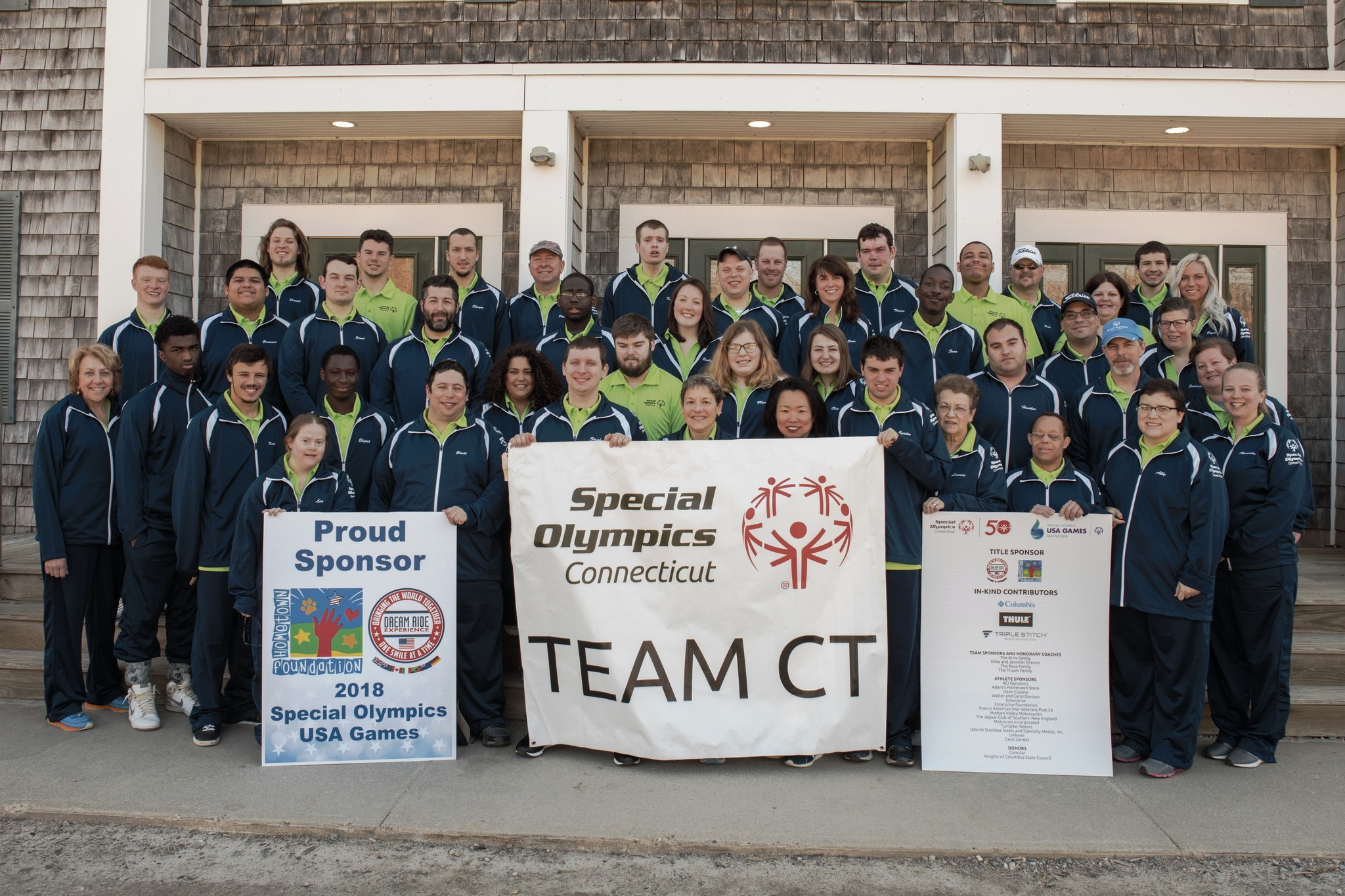 Team Connecticut to Compete at the Special Olympics USA Games in Seattle, July 1-6