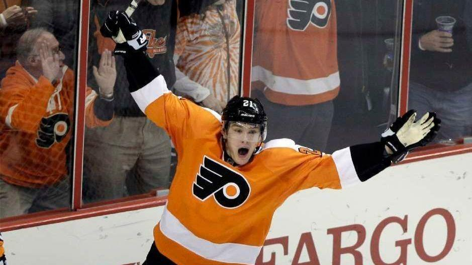 half off c0dd8 9be2d He had other options, but James van Riemsdyk chose to return ...