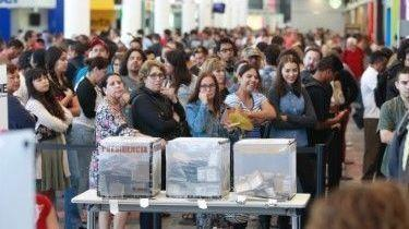 Californians cross border to vote in Mexican election