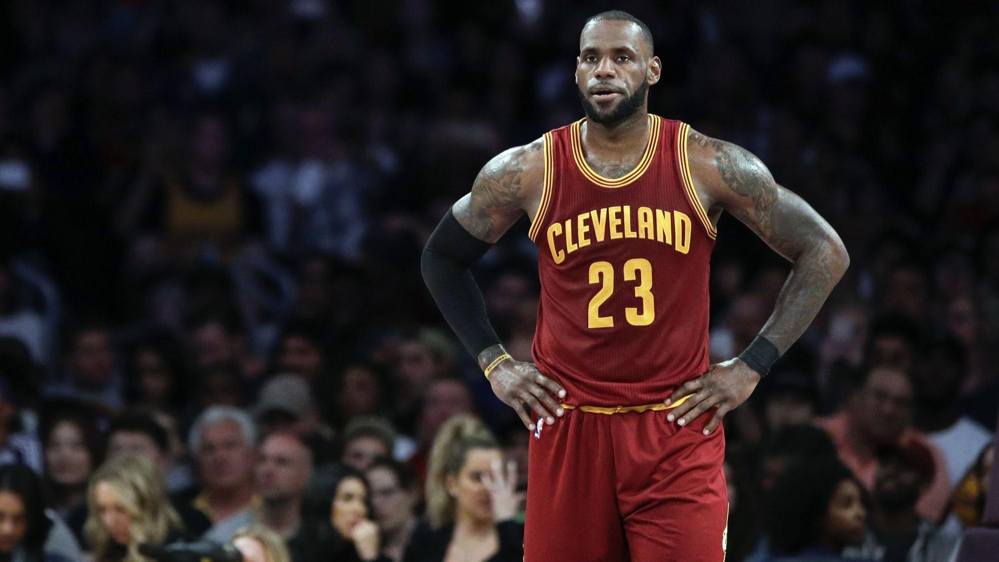 fdaa11bb753 What they re saying about LeBron James  deal with the Lakers - Baltimore Sun