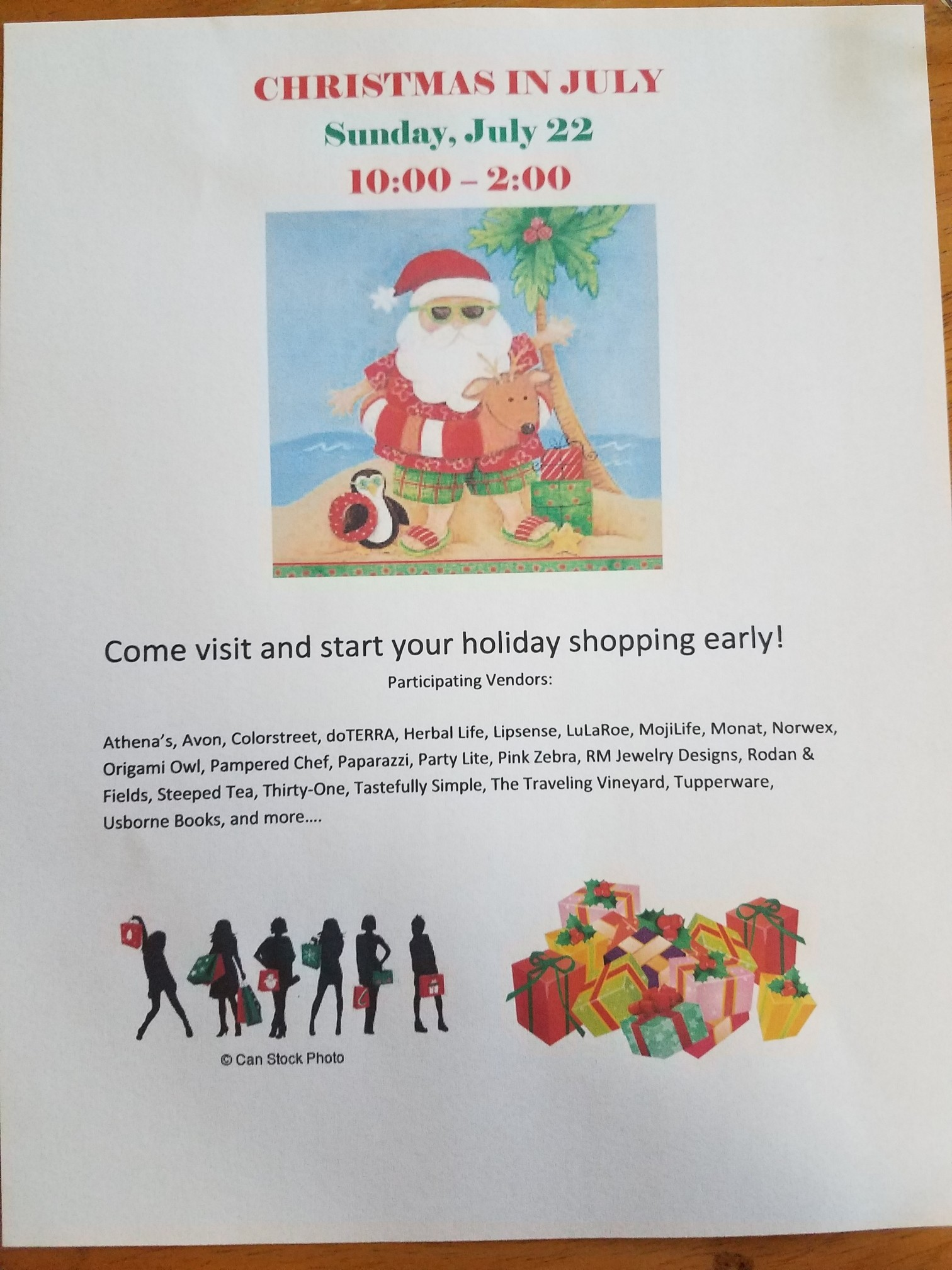 Christmas In July Color Street.Christmas In July Courant Community