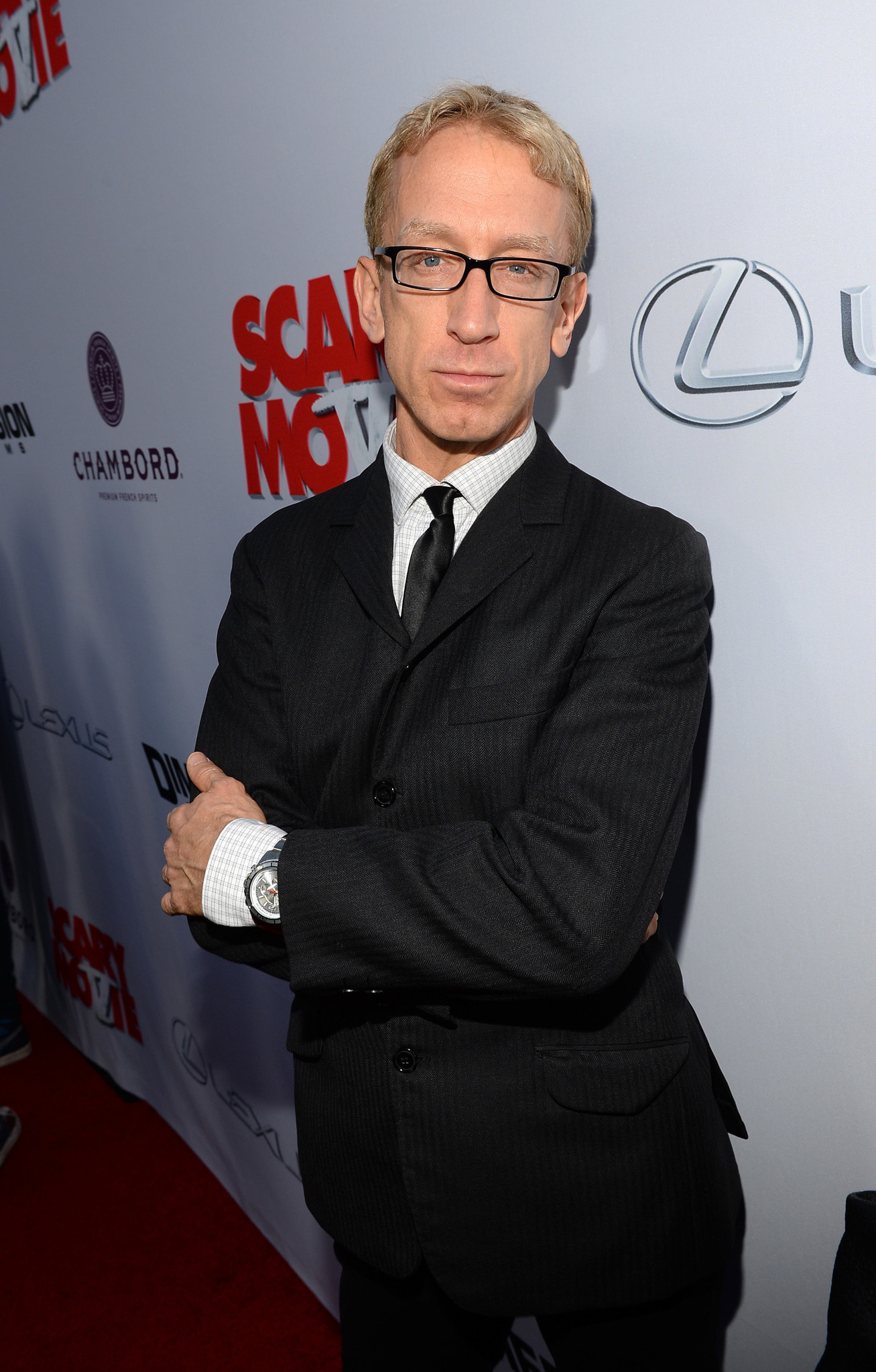 Really. agree andy dick charged business! excellent
