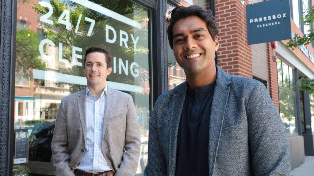 chicago based dry cleaning startup pressbox acquired by procter