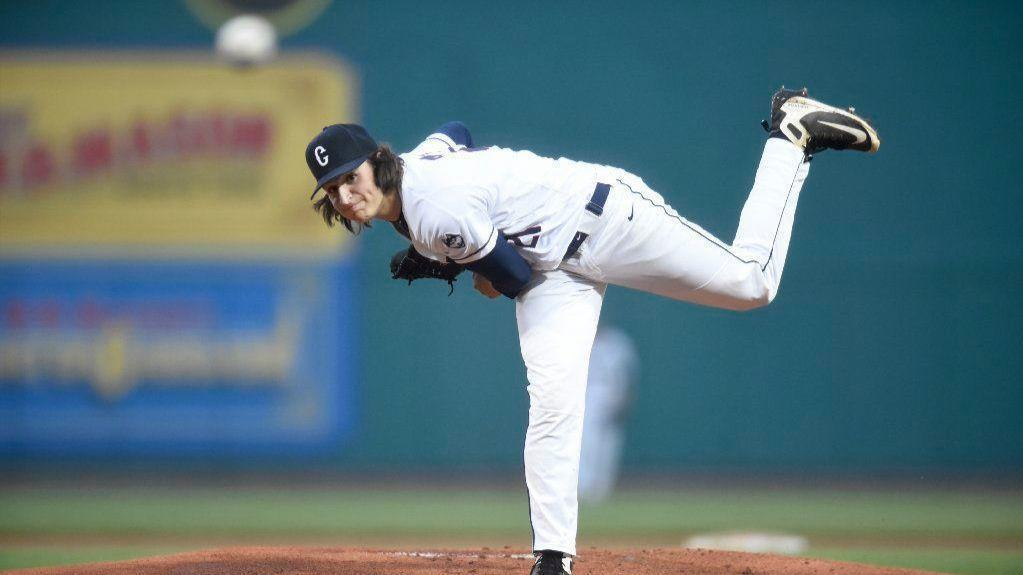 UConn's Mason Feole Brings 'Full-Speed' Mentality To USA Baseball