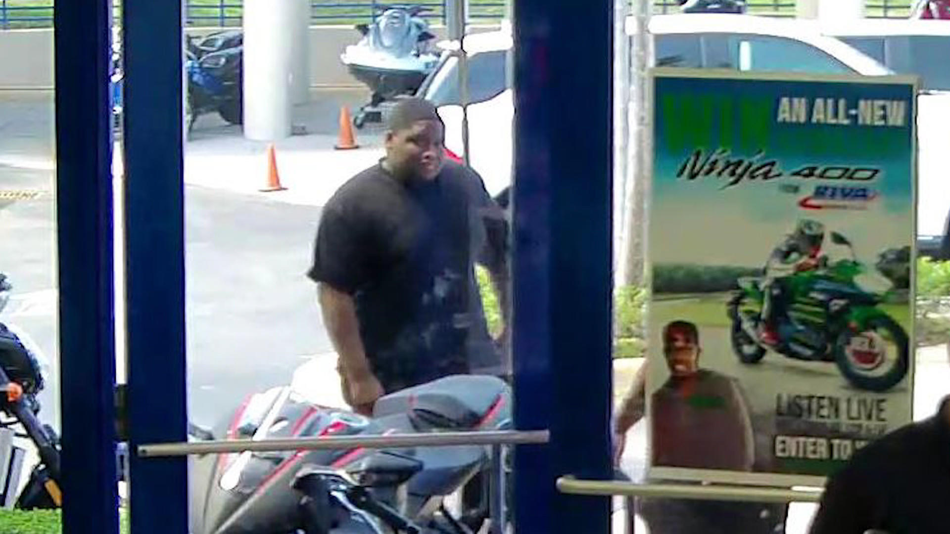 Bmw Fort Lauderdale >> Arrest warrant issued for 'person of interest' in ...