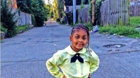 7 Year Old Girl Fighting For Her Life After Shooting In