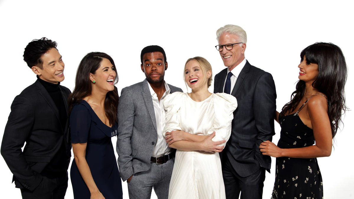 The Good Place: Nominations and awards - The Los Angeles Times