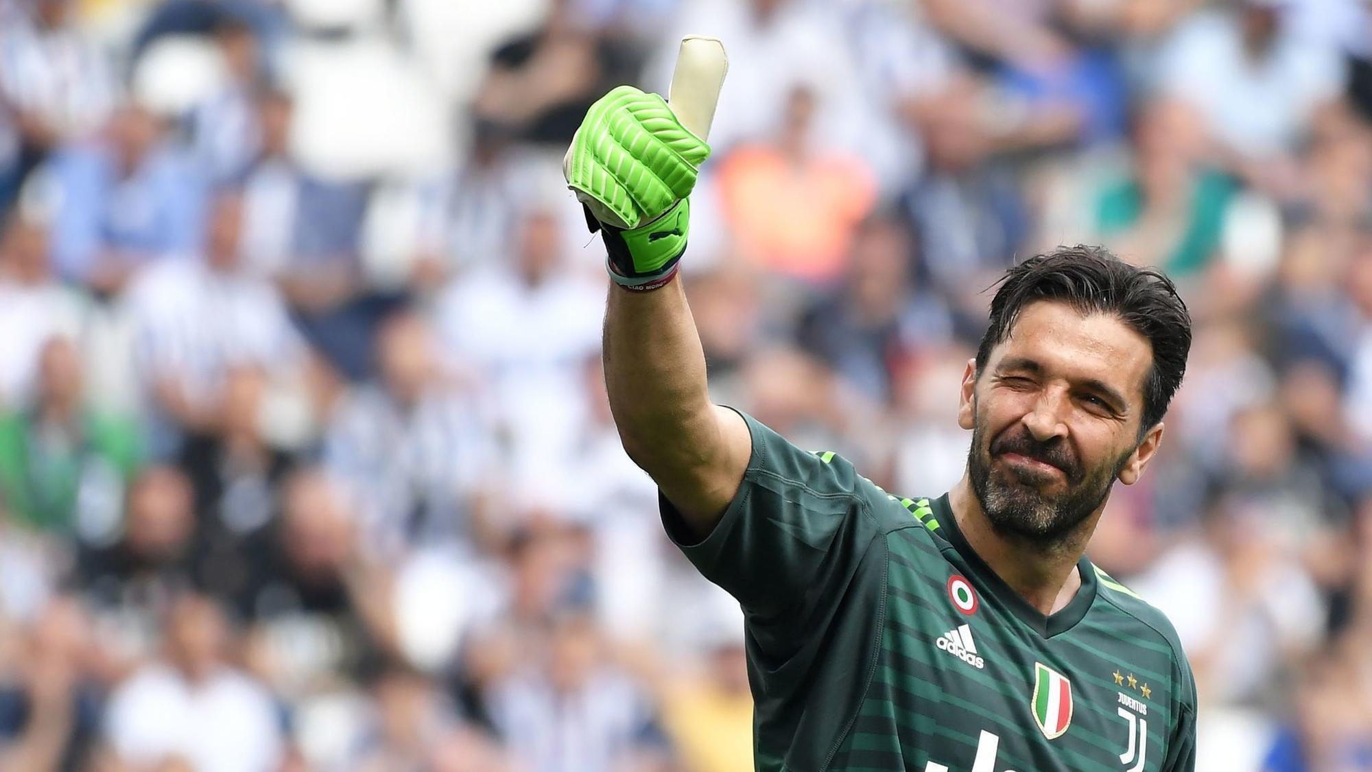 23b5f9359 Buffon joins PSG on one-year contract - Chicago Tribune