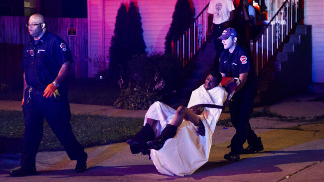 Number Of People Shot In Chicago This Year Surpasses 1 400 Chicago