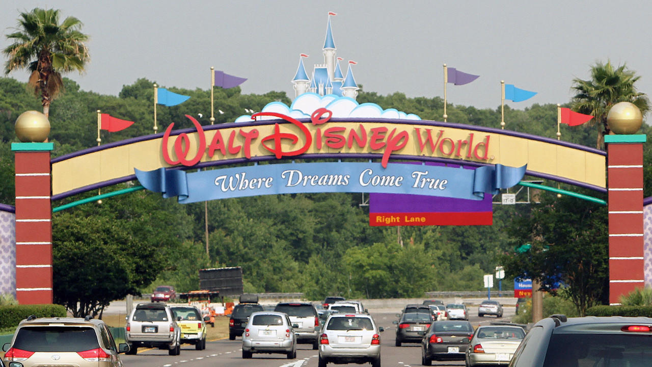 Disney employee killed in accident, authorities say