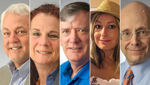 Victims of Capital Gazette shooting in Annapolis, Capital Gazette photo