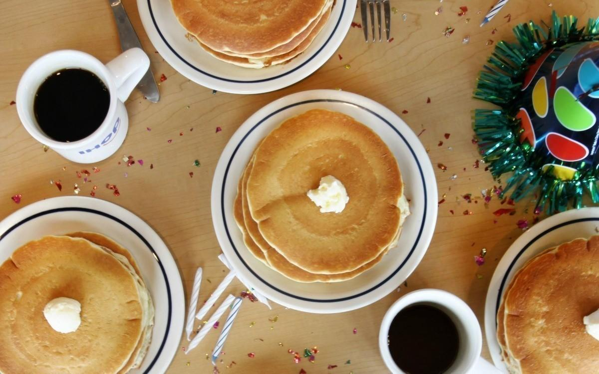 Ihop Celebrates Its Birthday With  Cent Pancakes On Tuesday Sun Sentinel