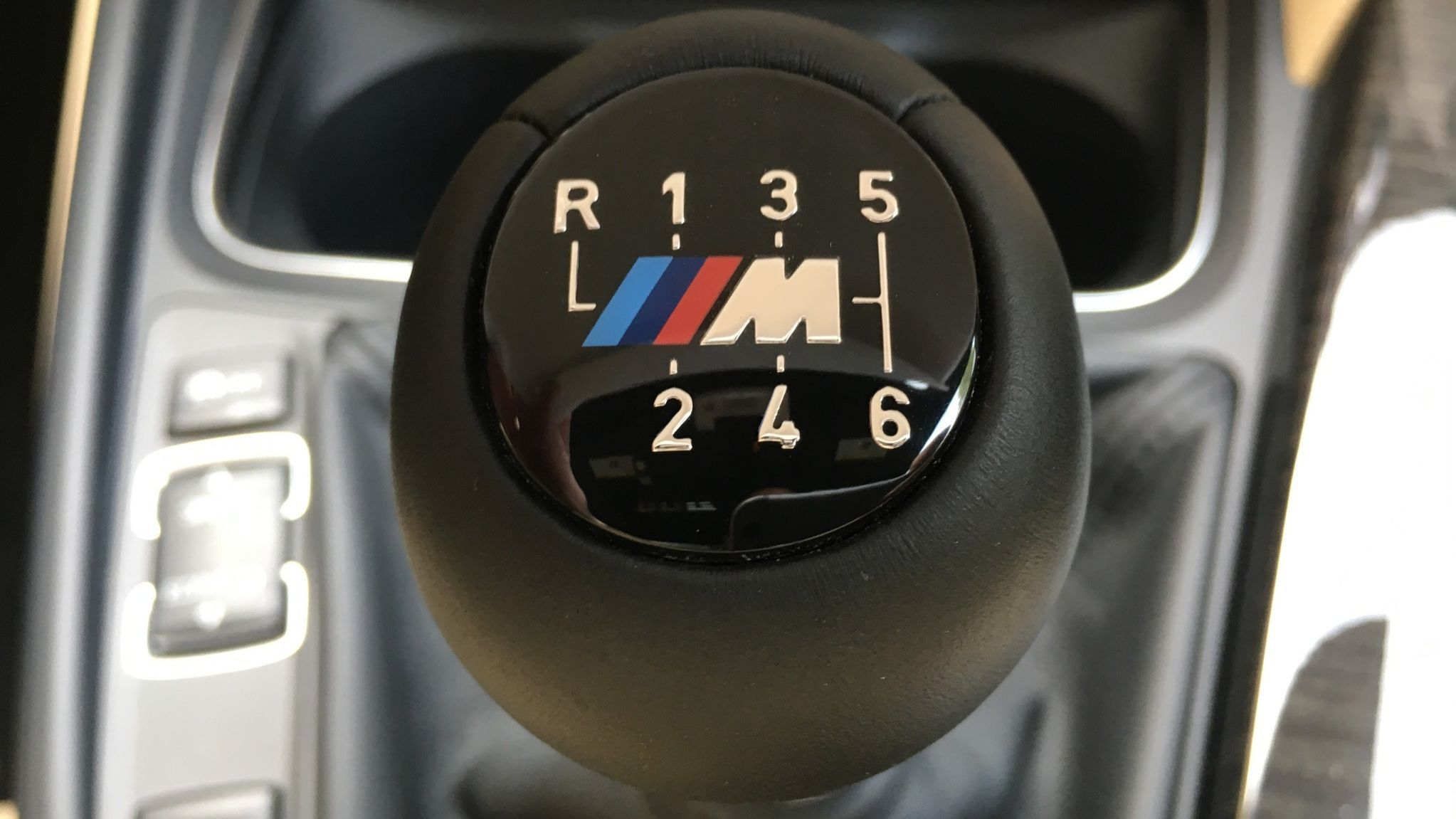 manual transmission first gear