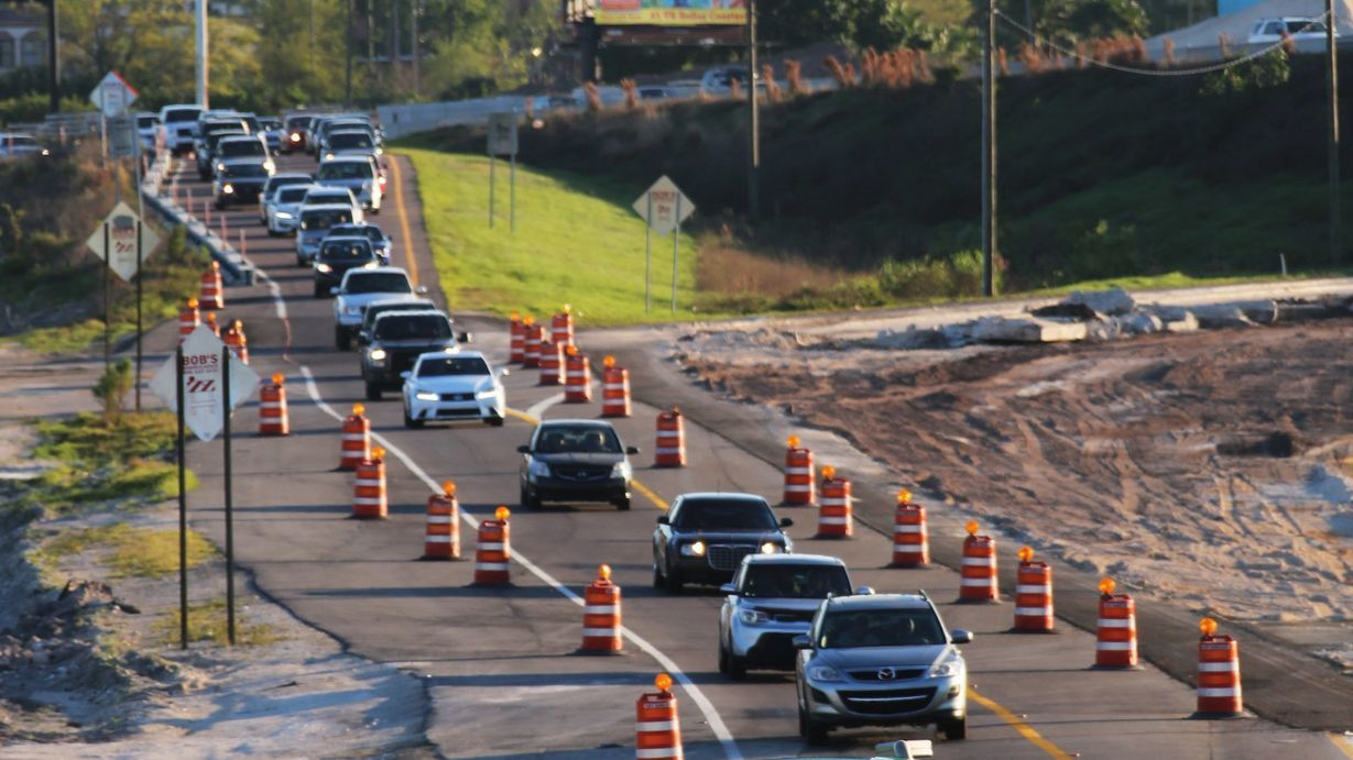 I-4 construction nightmares: Drivers seeking payment for car damage
