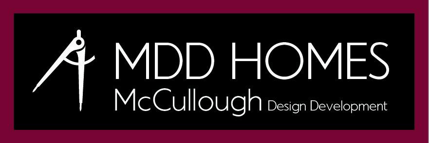 mdd homes logo