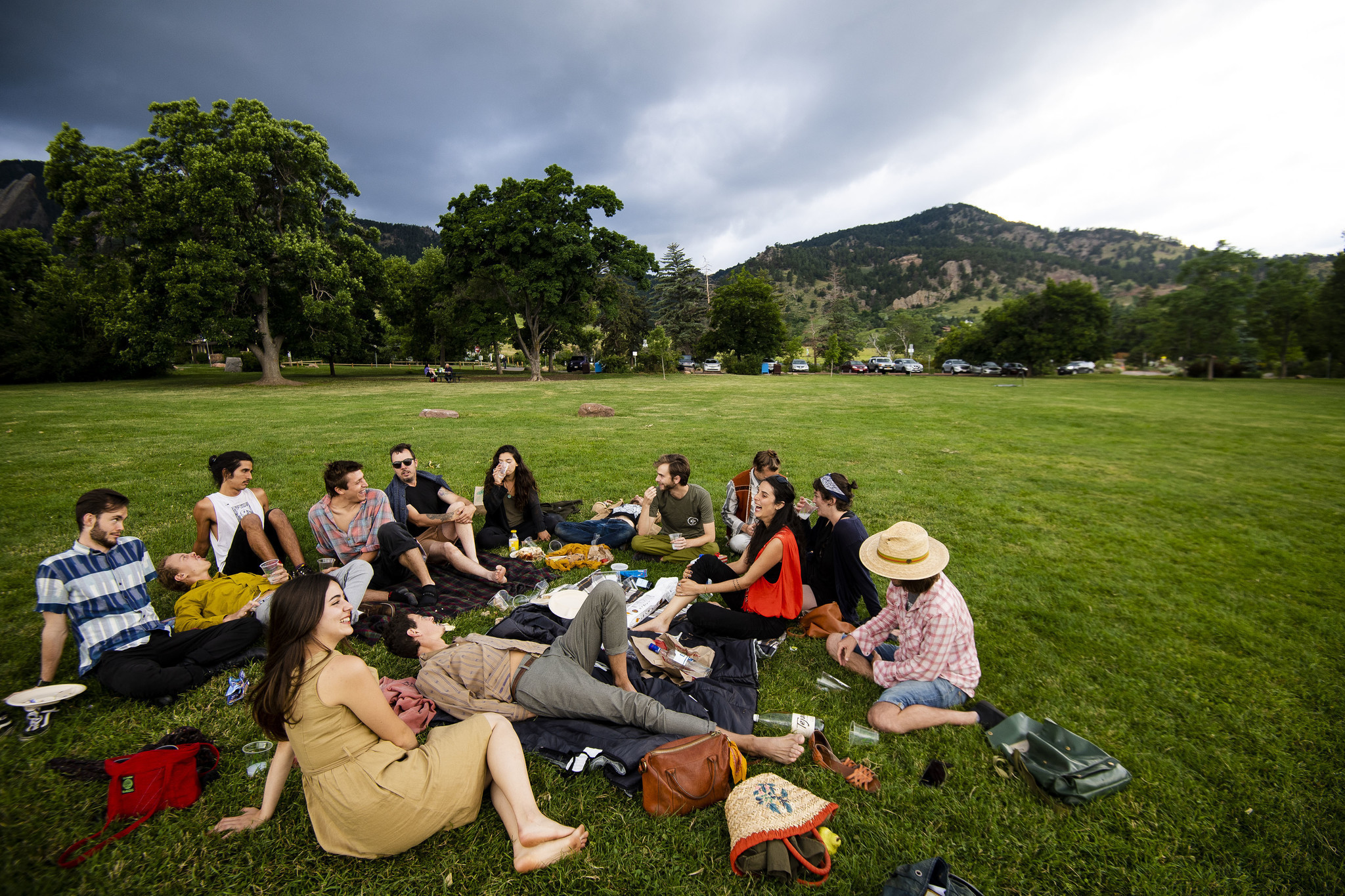 Boulder Colorado dating scene