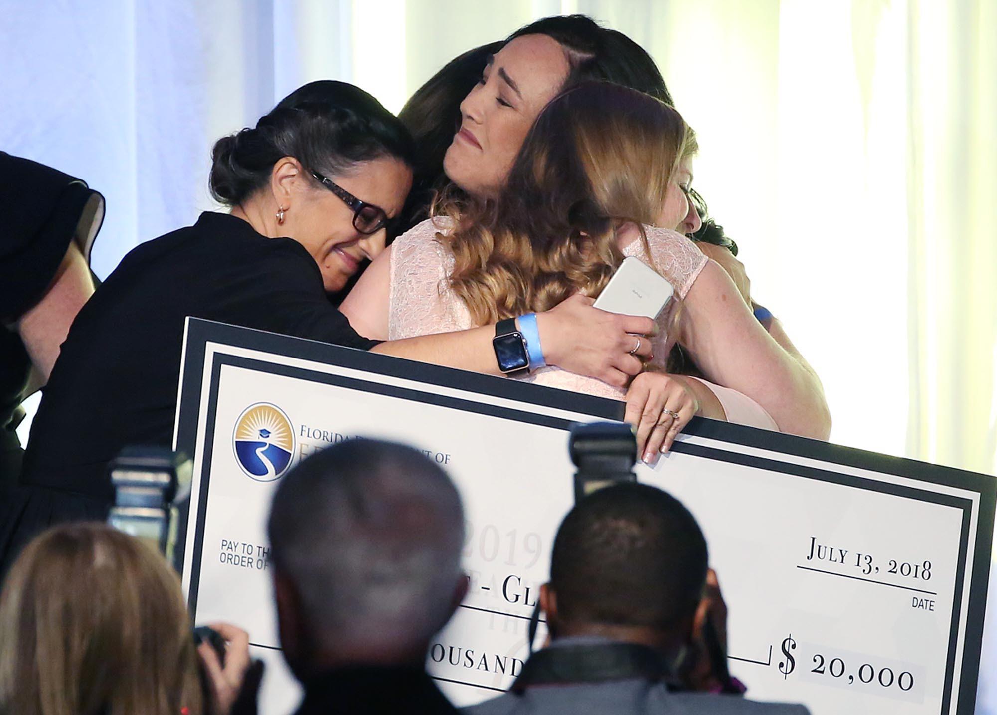 Florida's Teacher of the Year: Glades teacher wins top honor