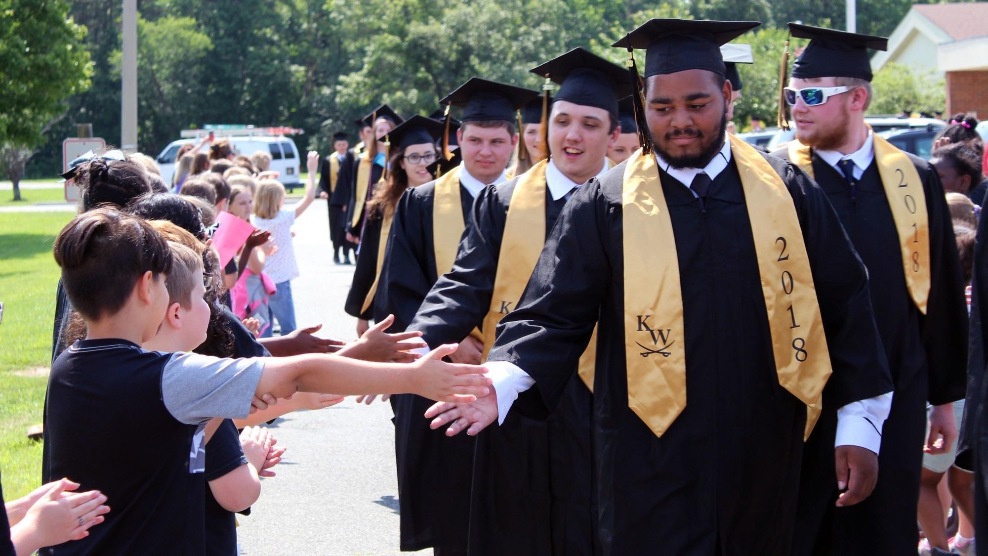 89ff0ee8eb0 King William Public Schools celebrate 2018 graduates - The Virginia Gazette