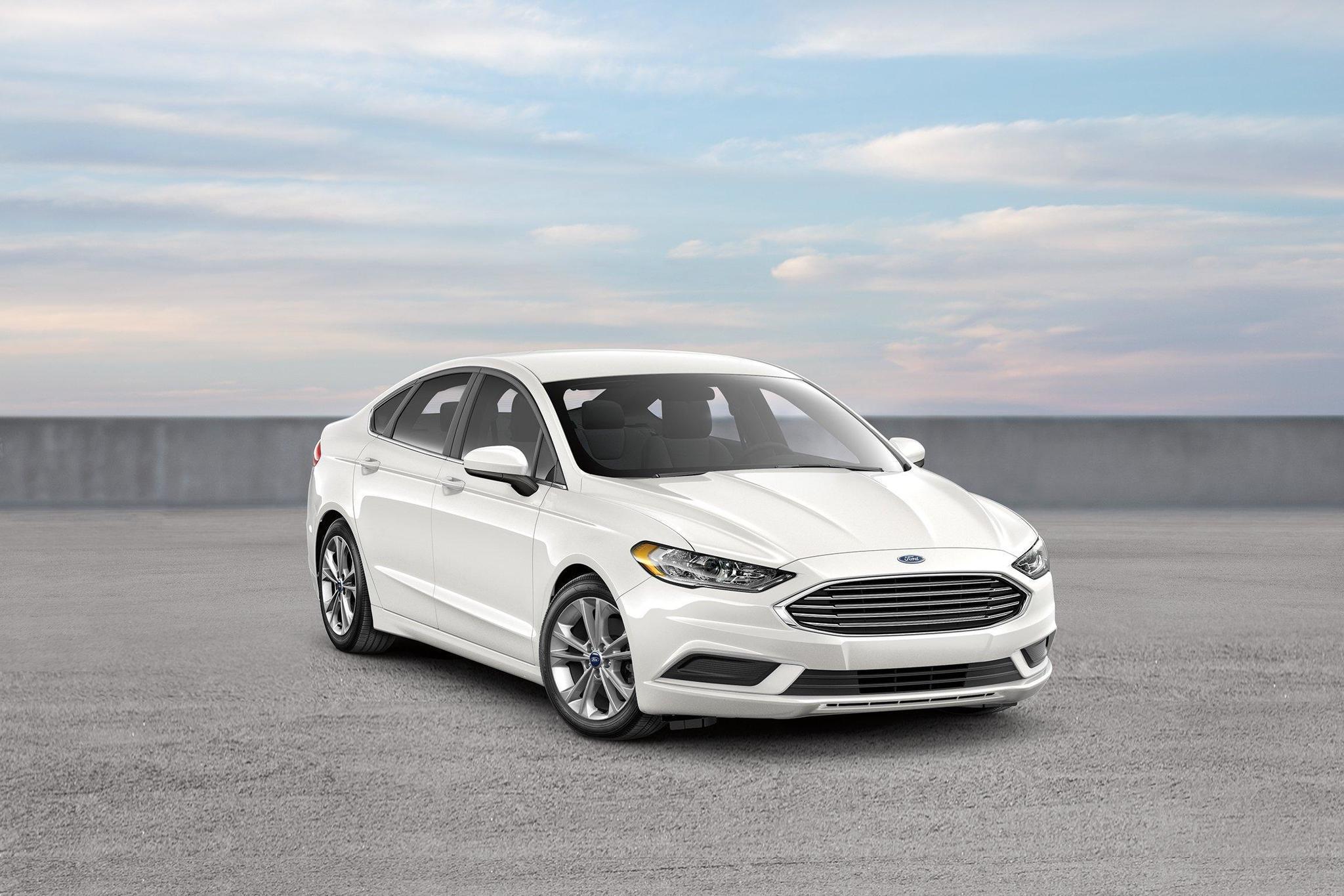 Next Ford Fusion May Be More Like A Wagon Than Midsize Sedan