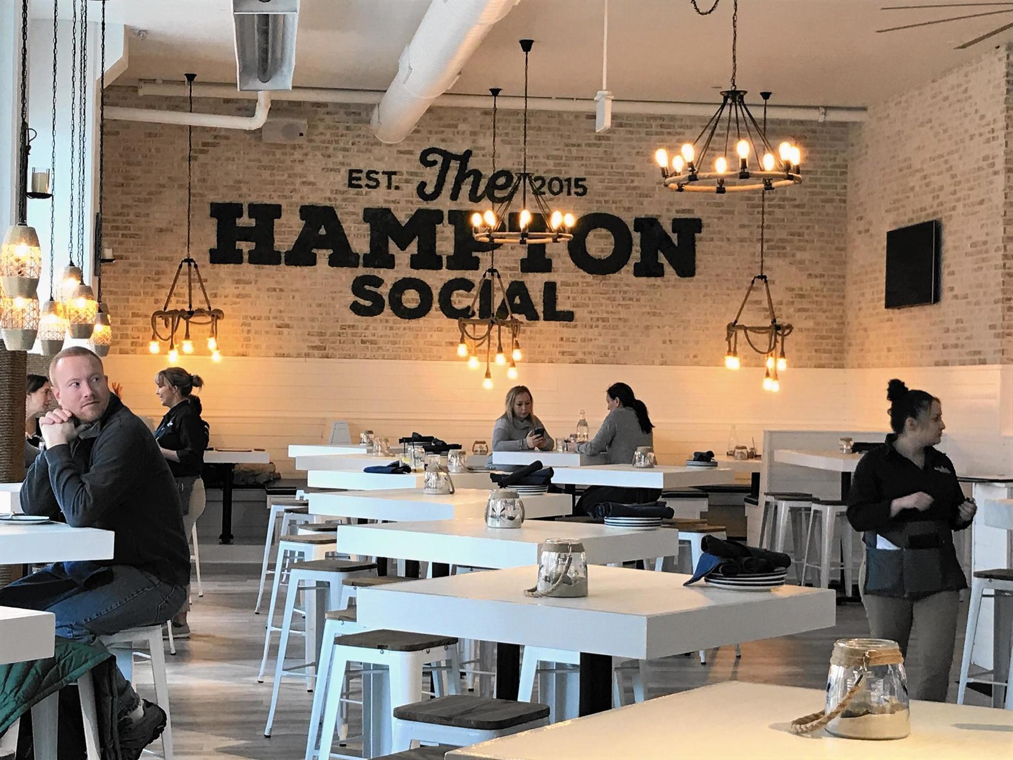 Chicago S The Hampton Social Restaurant Coming To I Drive Pointe Orlando Sentinel