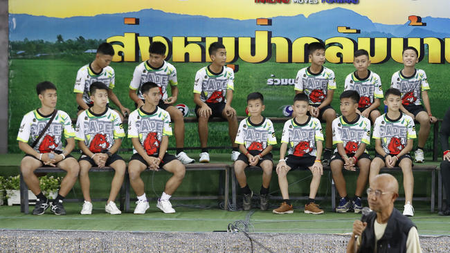 Regret, here close player thai teen apologise