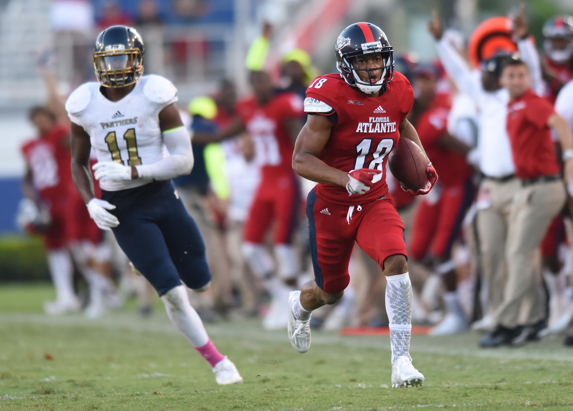 What key questions can Florida Atlantic expect at Conference USA media days?