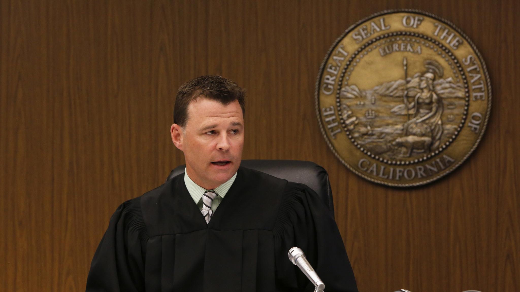Superior Court Judge David Walgren
