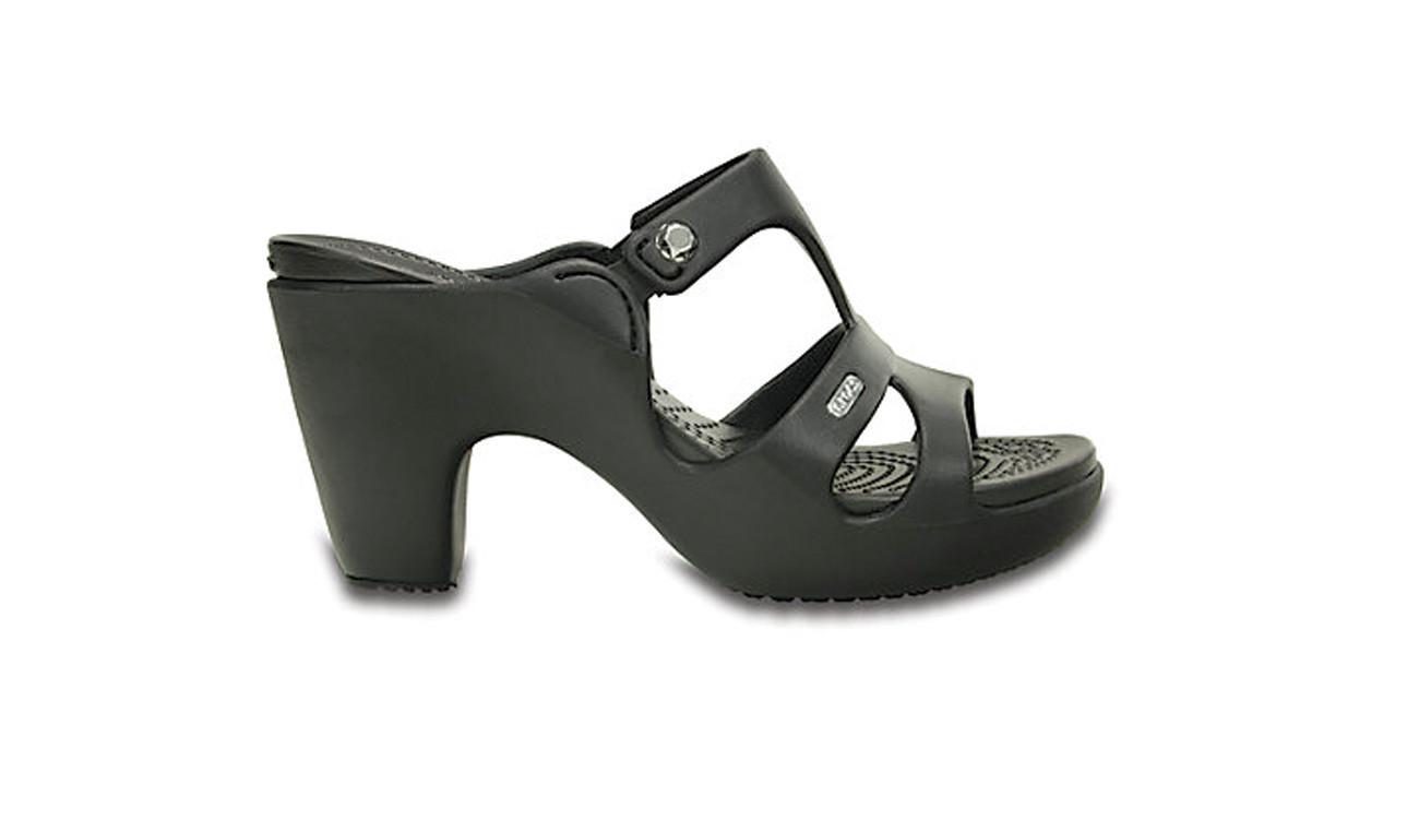 490cc47f3 The internet hates Crocs  high heels