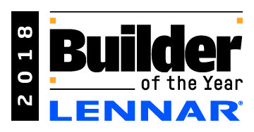 lennar builder of year logo