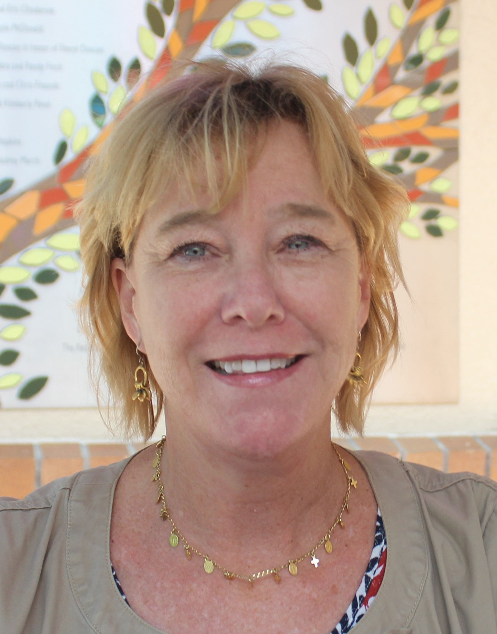Gillispie head of school Alison Fleming