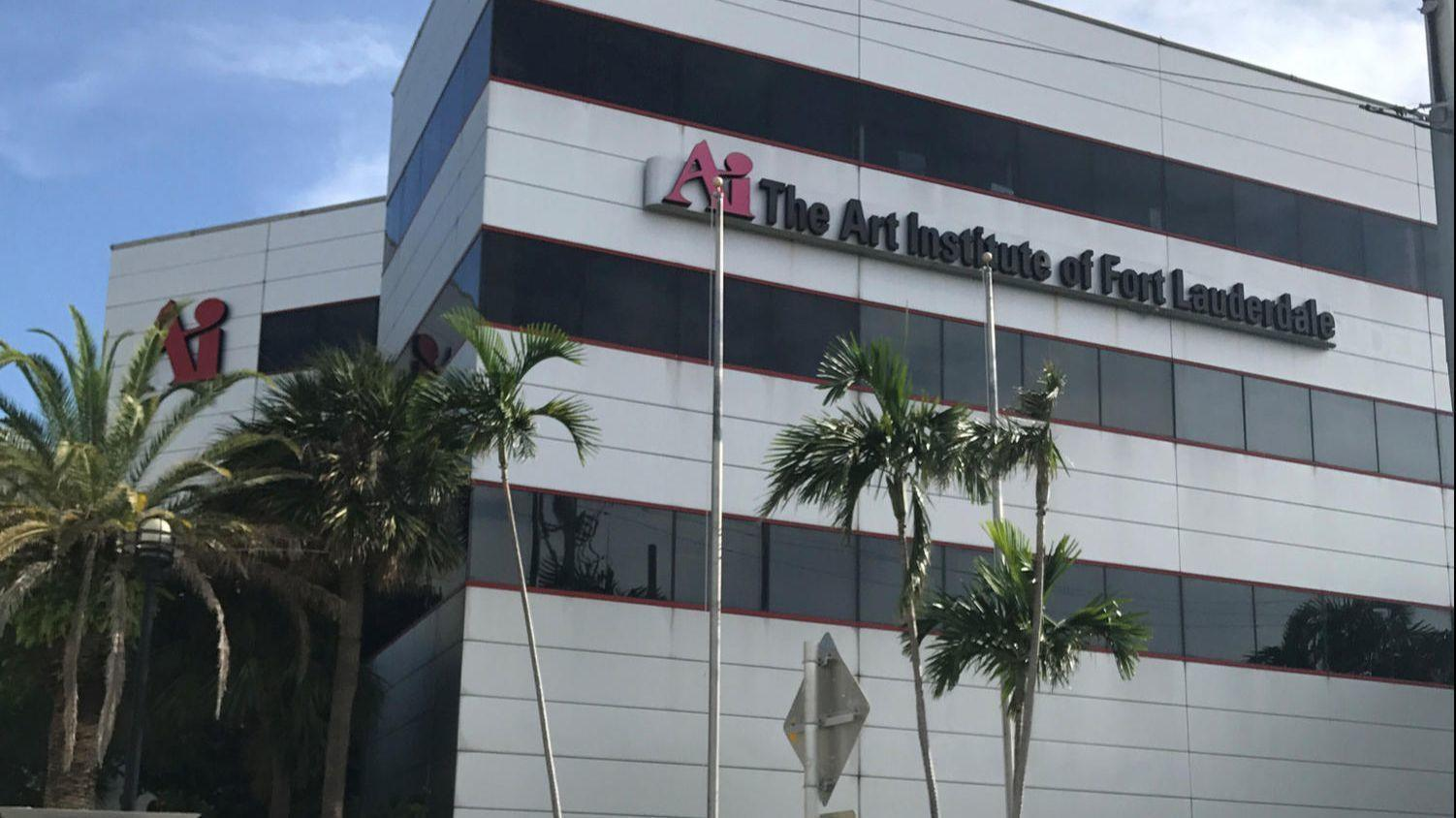 art institute of fort lauderdale to lay off 148 as parent phases out