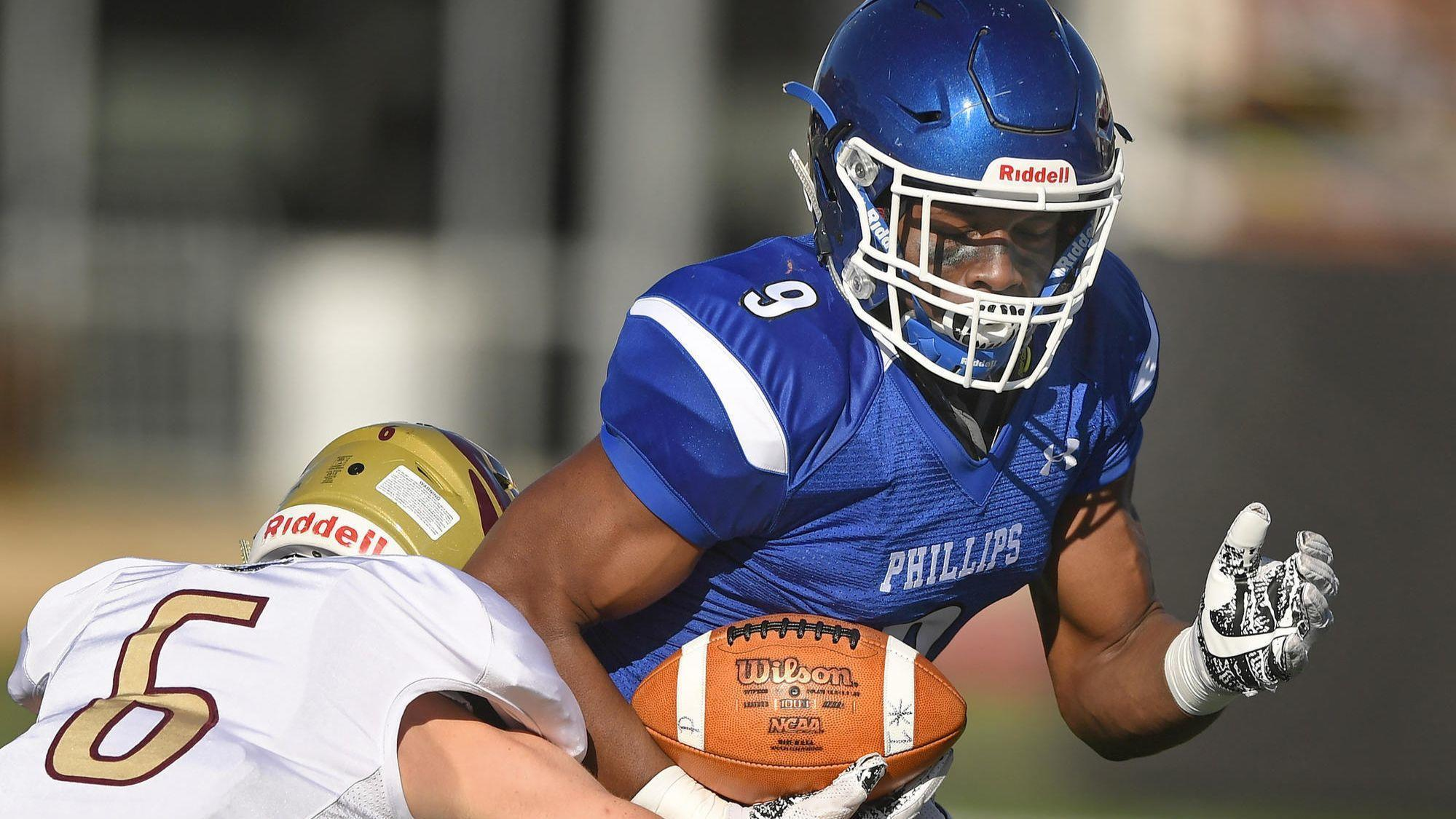 Phillips' Jahleel Billingsley — Alabama's first recruit from Illinois since 1997 — is a 'big-time talent'