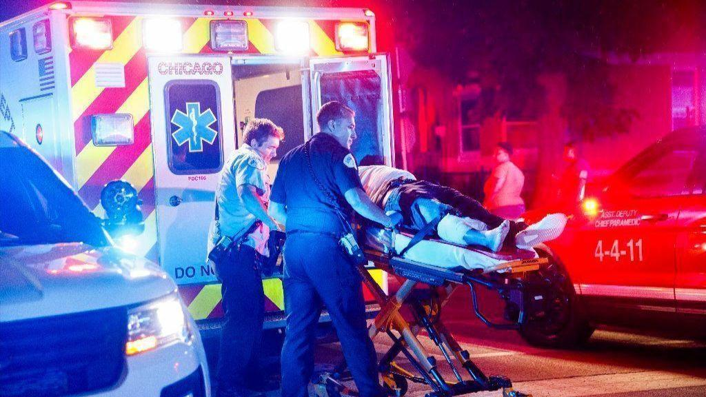 Weekend toll in Chicago: 6 dead, 38 wounded