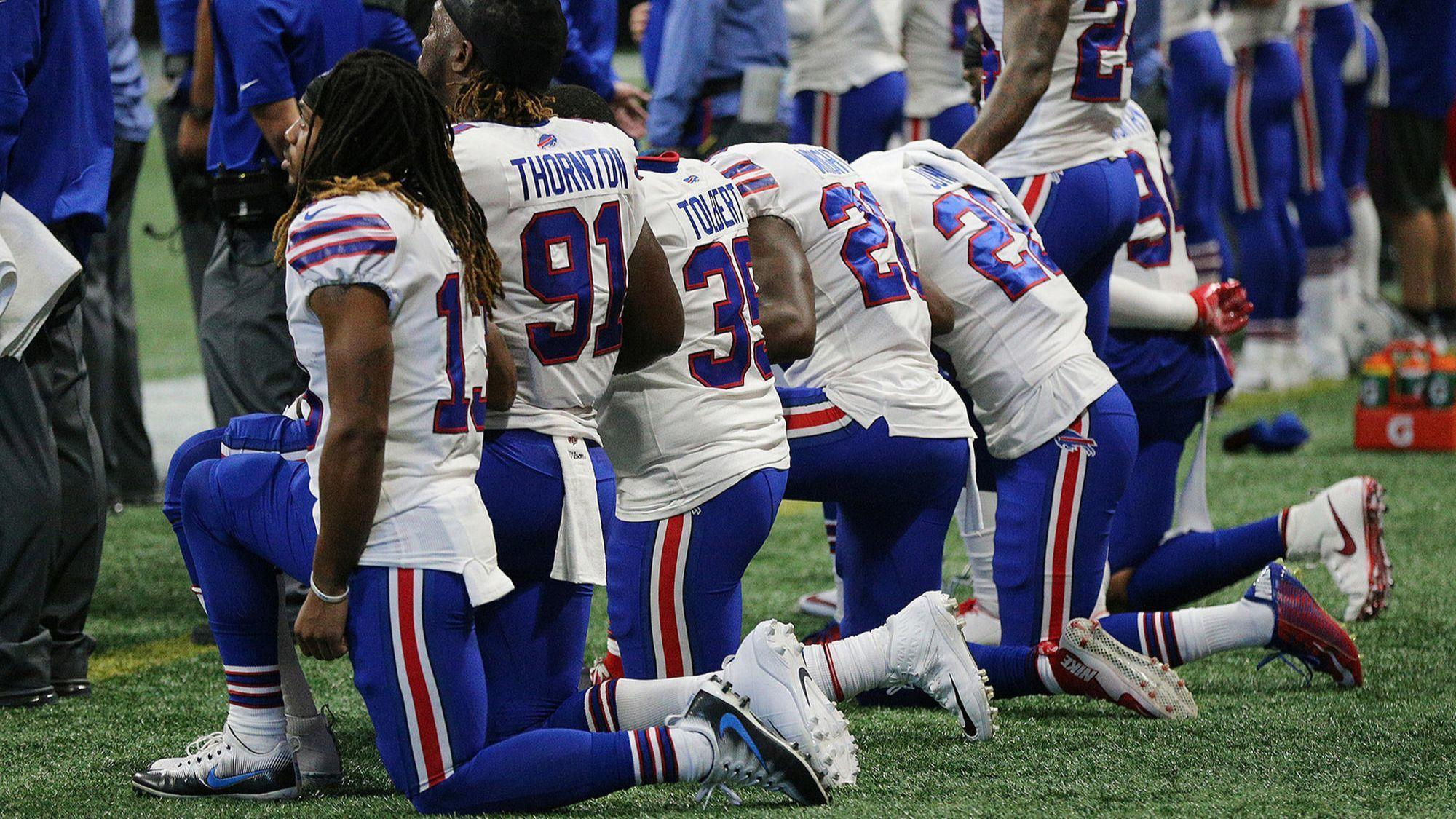 NFL owners 'of course' want players to agree to stand for the national anthem