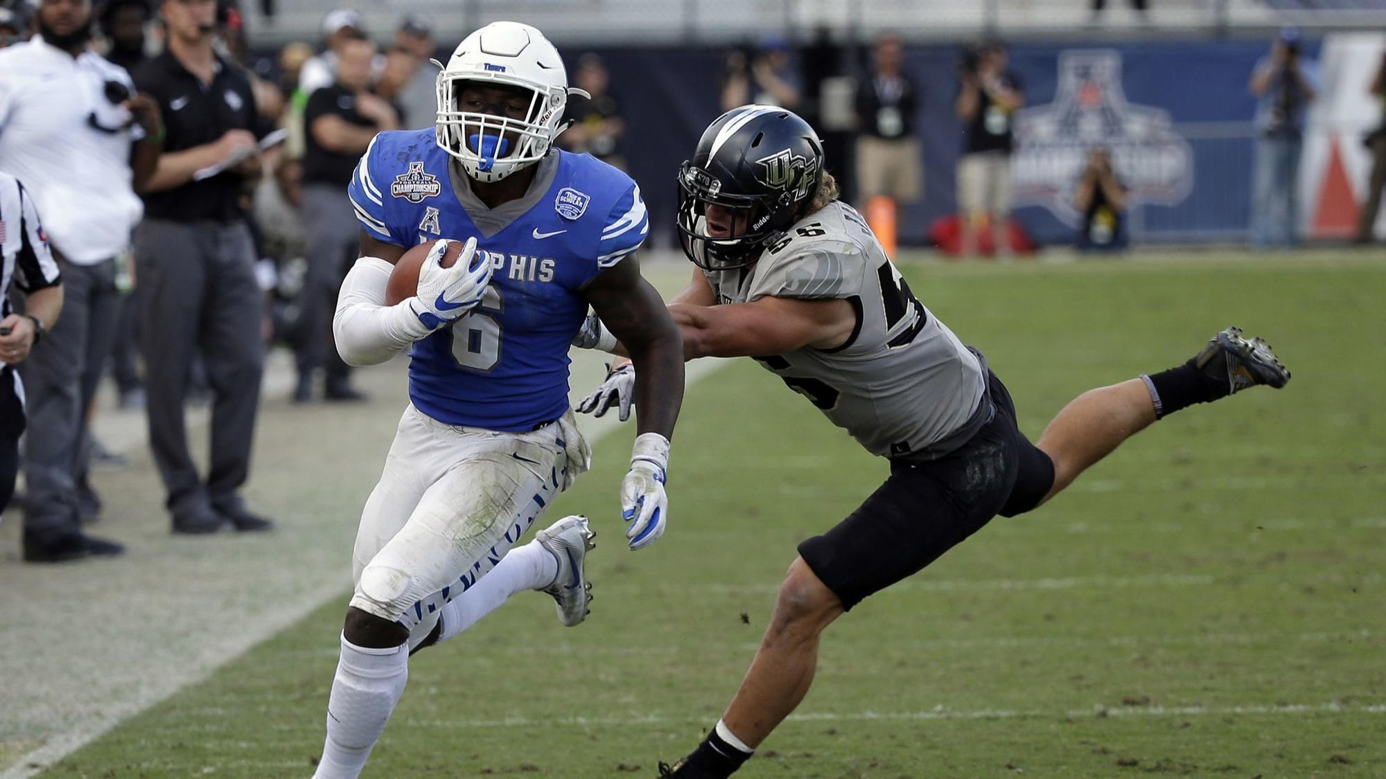 Young, talented Memphis is No  33 in 2018 preseason college