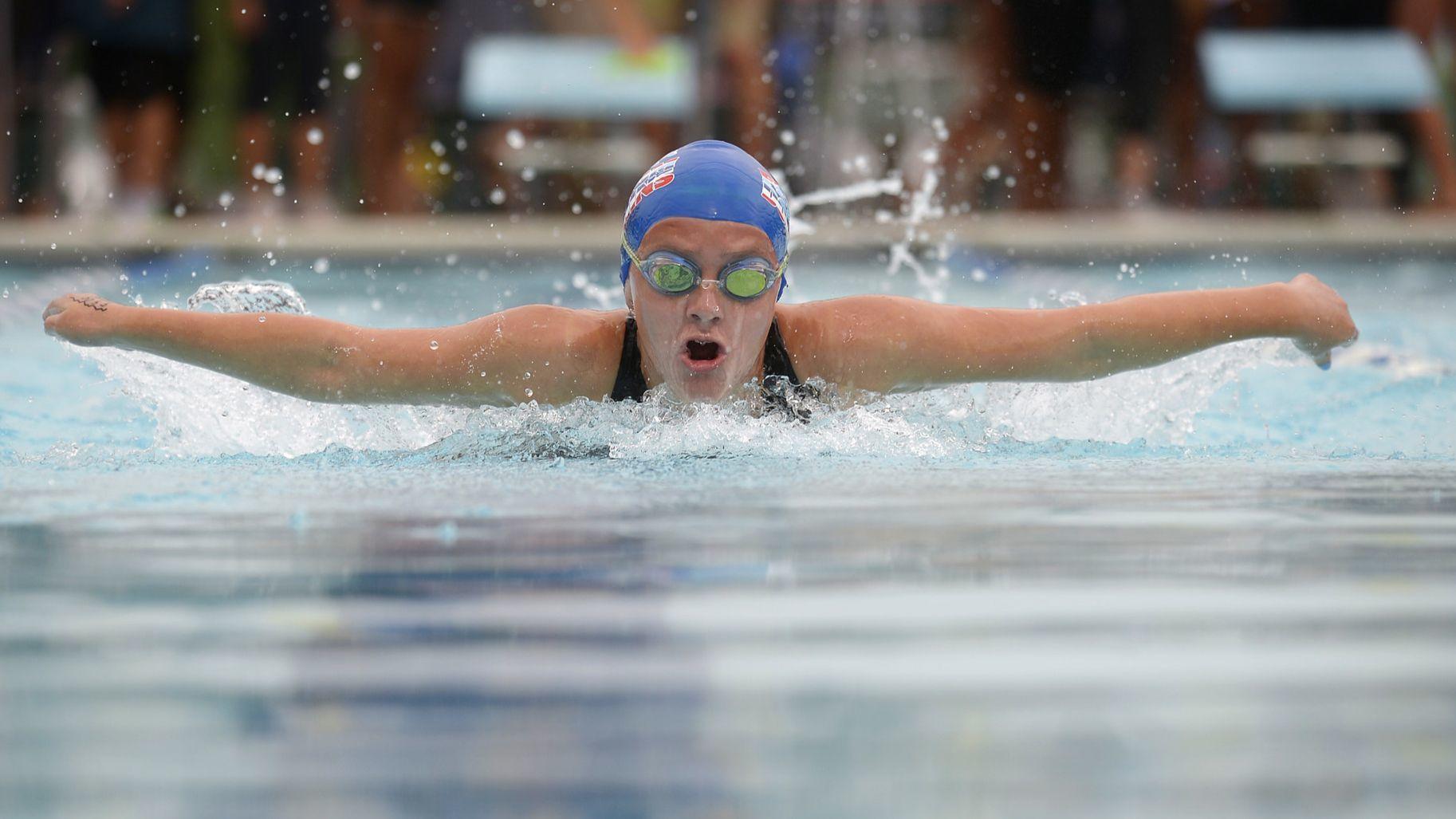 carroll county invitational swim meet
