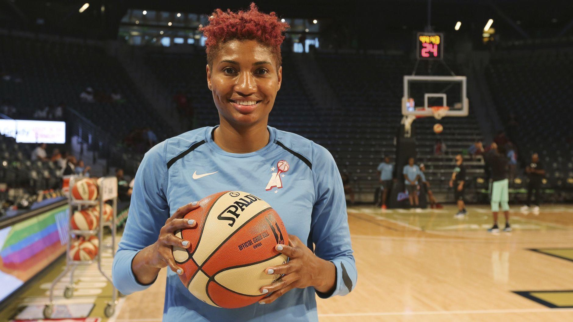 after year away from wnba, rested baltimore native angel mccoughtry