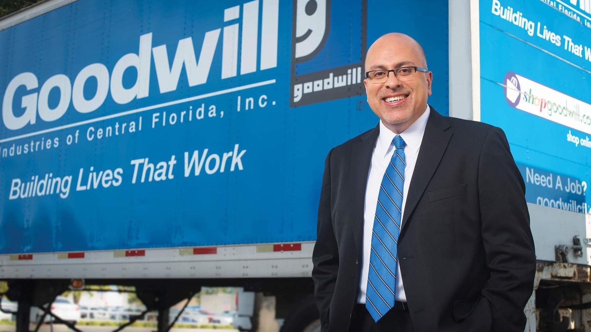 549a956ff9 Goodwill hires former retail executive Nima Hodaei as its new CEO - Orlando  Sentinel